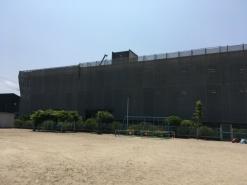 H島小学校耐震改修工事(岡山市東区)
