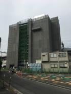 岡山駅前賃貸マンション新築工事