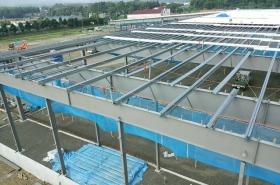 M食品GPセンター建設工事(鹿児島県)