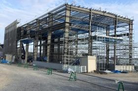M産業(株)工場新築工事(香川県高松市)