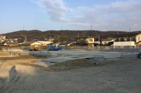 岡山市某ドラッグストア新築工事