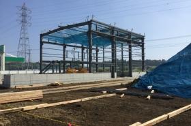R工業 R&Dセンター新築工事(茨城県)
