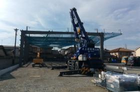 T運輸物流センター建設工事(岡山県)
