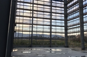物流企業T 倉庫新築工事(滋賀県高島市)
