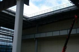 T工業工場増築工事(岐阜県大垣市)