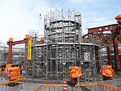 当社は、岡山市内を中心に、全国の上場企業や大手リース会社などから厚い信頼を獲得しています。
